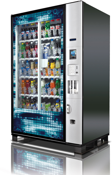 Vending machines throughout Keller
