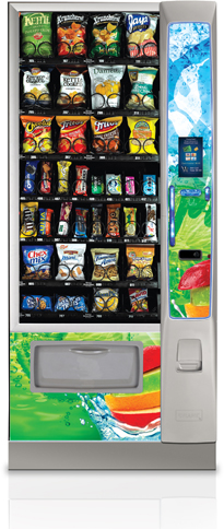 Vending Machines throughout McKinney