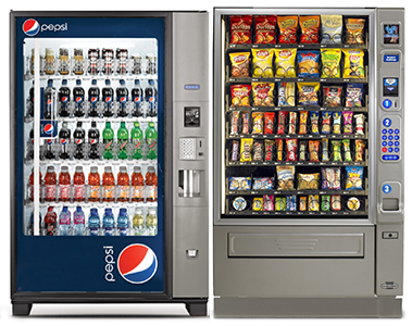 Vending Machines Throughout Mesquite