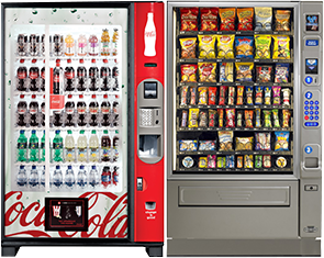 Snack Vending Machines in Dallas Fort Worth (DFW)